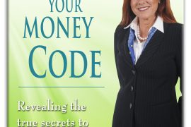 Cracking Your Money Code Book by Heather Wagenhals Cover