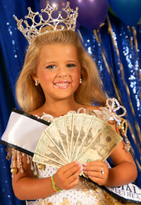 Child beauty pageant crown - photo#48