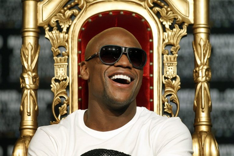 Floyd Mayweather Jr. Spends His Millions in Outrageous Ways