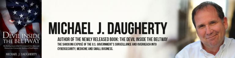 Michael J. Daugherty Fights the Govt on Unlock Your Wealth Radio