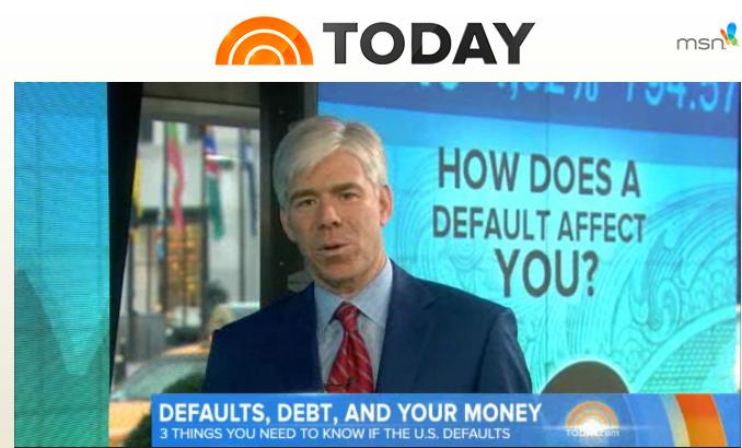 Today Show Explains How Debt Default Can Affect You