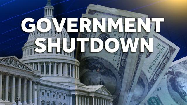 Government Shutdown Costs 6.6 Million Work Days