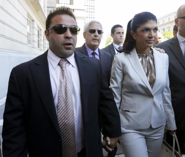 'Real Housewives' Stars Indicted on Fraud charges