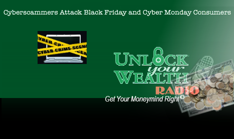 Cyberscammers Attack Black Friday and Cyber Monday Consumers