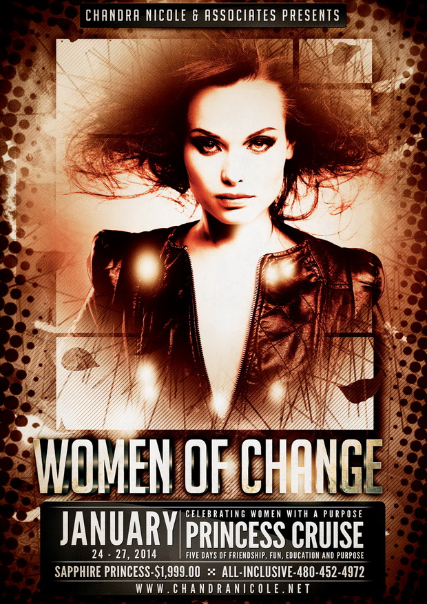 Women of Change on Unlock Your Wealth Radio