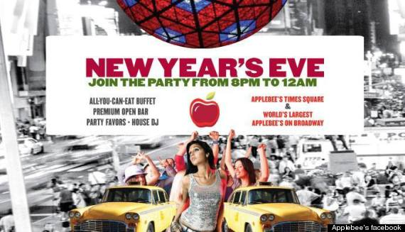 Will Applebee's Expensive New Year's Eve Party Be a Hit?