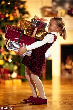 Christmas Shoppers Will Spend an Average of $800 Per Child this Season