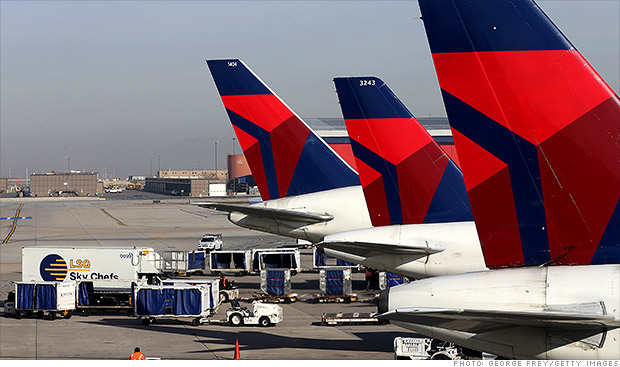 Delta Airline Glitch Sells Tickets as Low as $12.83