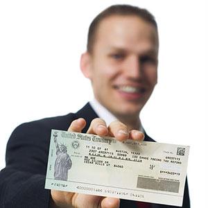 Illegal Tax Refund Checks Found in Traffic Stop