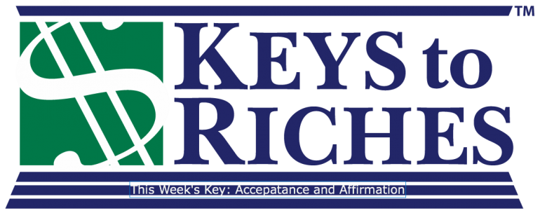 Keys to Riches Number One