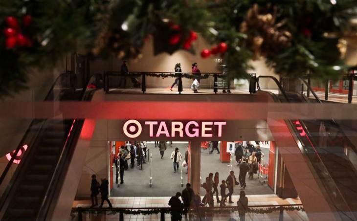 Target Customers' Credit and Debit Card Information Ripped Off by Thieves