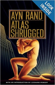 Atlas Shrugged By Ayn Rand Book Cover