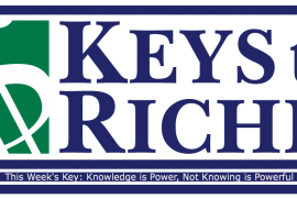 Money Keys to Riches on UYWRadio