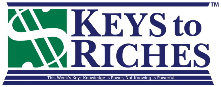 Money This Week – Our Key to Knowledge is Power, Not Knowing is Powerful