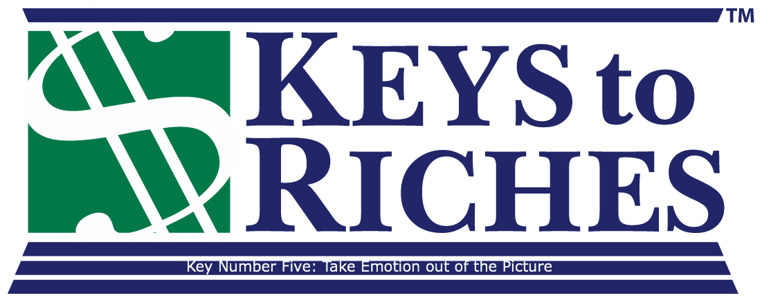 Money This Week – Our Key To Take Emotion Out of the Picture