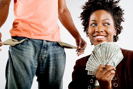 Men and Women on Differences in Money Decisions