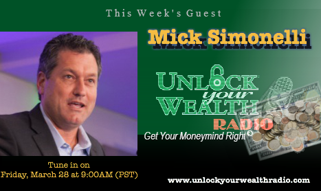 Mick Simonelli Talks Military Money as Former Senior Innovation Executive for USAA