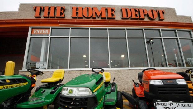 'Tax Scam' Sends Victims to Buy Credit Cards at Home Depot