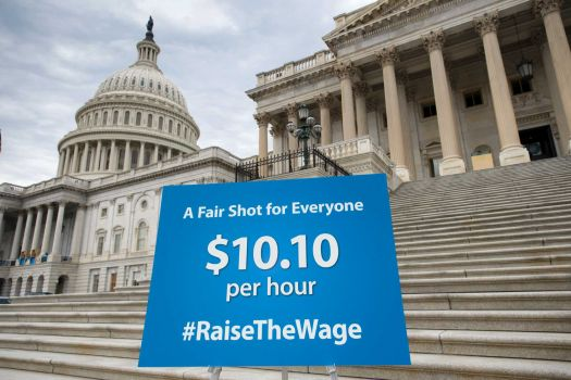 Odds Remain Low for Congress to Raise Federal Minimum Wage