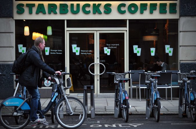 Starbucks Criticized on Taxes, Plans to Move European Offices to London