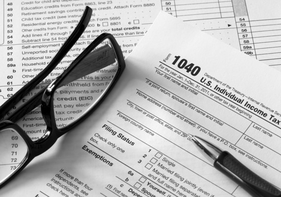 Your Tax 'To Do' List Before April 15