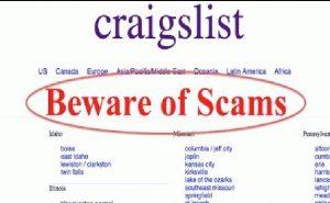 Craigslist Scam