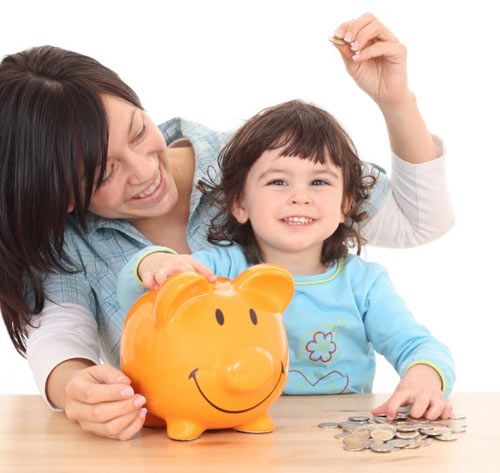 3 Money Lessons from Mom