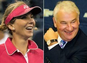 Billionaire Love Match for Tennis Star Monica Seles