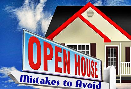 10 Open House Mistakes to Avoid
