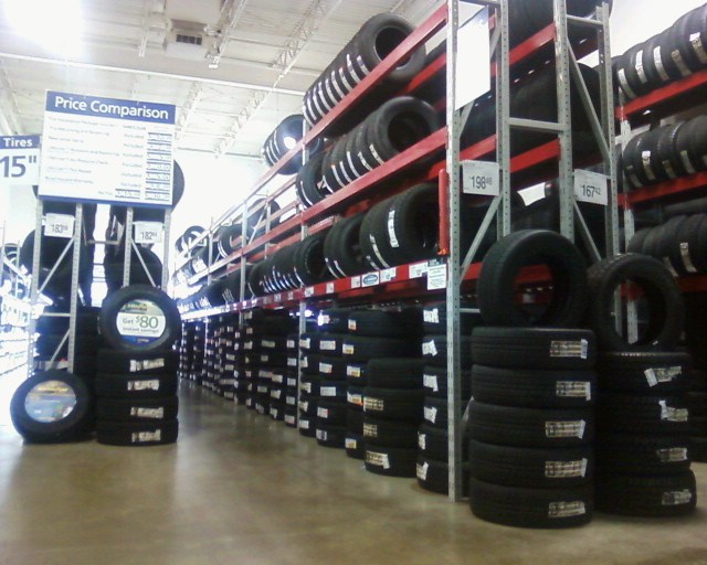 Best Cheap Tire Services: Wal-Mart, Sam's, Costco or Sears?