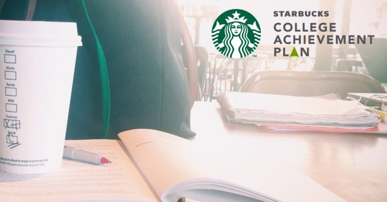 Starbucks To Pay College Tuition for Employees