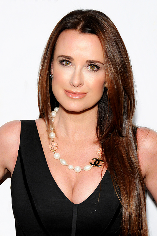 Beverly Hills Housewife Kyle Richards