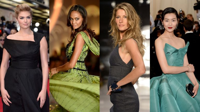 Top Paid Models