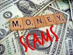 Money Scams and Frauds