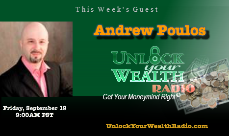 Focuses on Your Financial Matters with Andrew Poulos