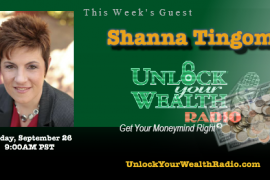 Financial Advisor, Shanna Tingom