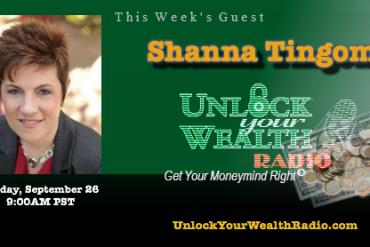 Financial Advisor, Shanna Tingom