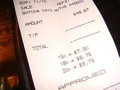 Tipping and Gratitude 101