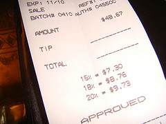 Tipping Etiquette 101