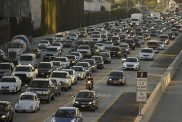 Americans Blow a Lot of Money in Traffic
