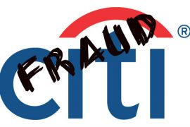 Citigroup Fraud