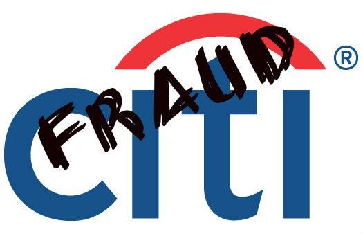 Citigroup Fraud