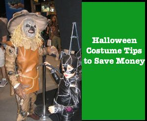 Halloween Costume Tips to Save Money