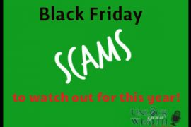 Black Friday Scams to Watch out For this Year