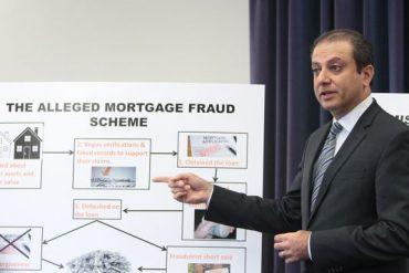 Mortgage Fraud Scheme