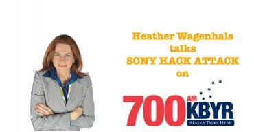 Heather Wagenhals on KBYR