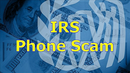 IRS Phone Scam