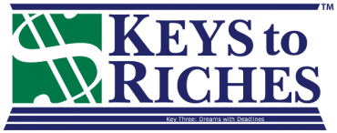 Goal Setting Strategy on Keys To Riches
