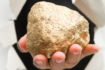 Chinese herdsman stumbles onto a 17-pound gold nugget
