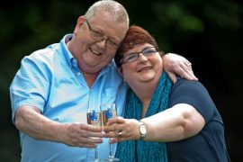Fraudsters pose as lotto millionaires Colin & Christine Weir